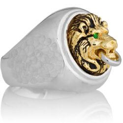 RG2500YGSIL_Right-Side_Small-Lion-Ring_029-web
