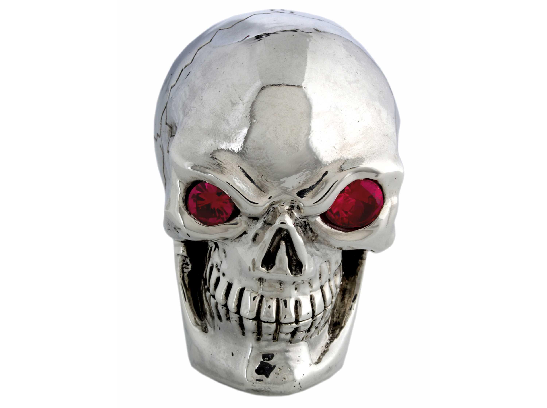 """""""Hot Rod Skull"""" Custom Shifter Knob"""