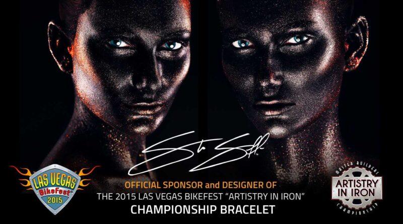 Las Vegas Bikefest 2015 To Feature New Championship Bracelet designed by master artisan Steve Soffa