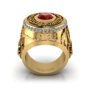 Sturgis-75th-Anniversary-Ltd-Edition-Ring-in-YG-with-Ruby_1