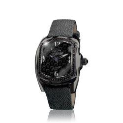 "STU781BK_Sturgis-75th-Anniversary-Ladies-""Starlet""-Edition-Watch-in-Black"