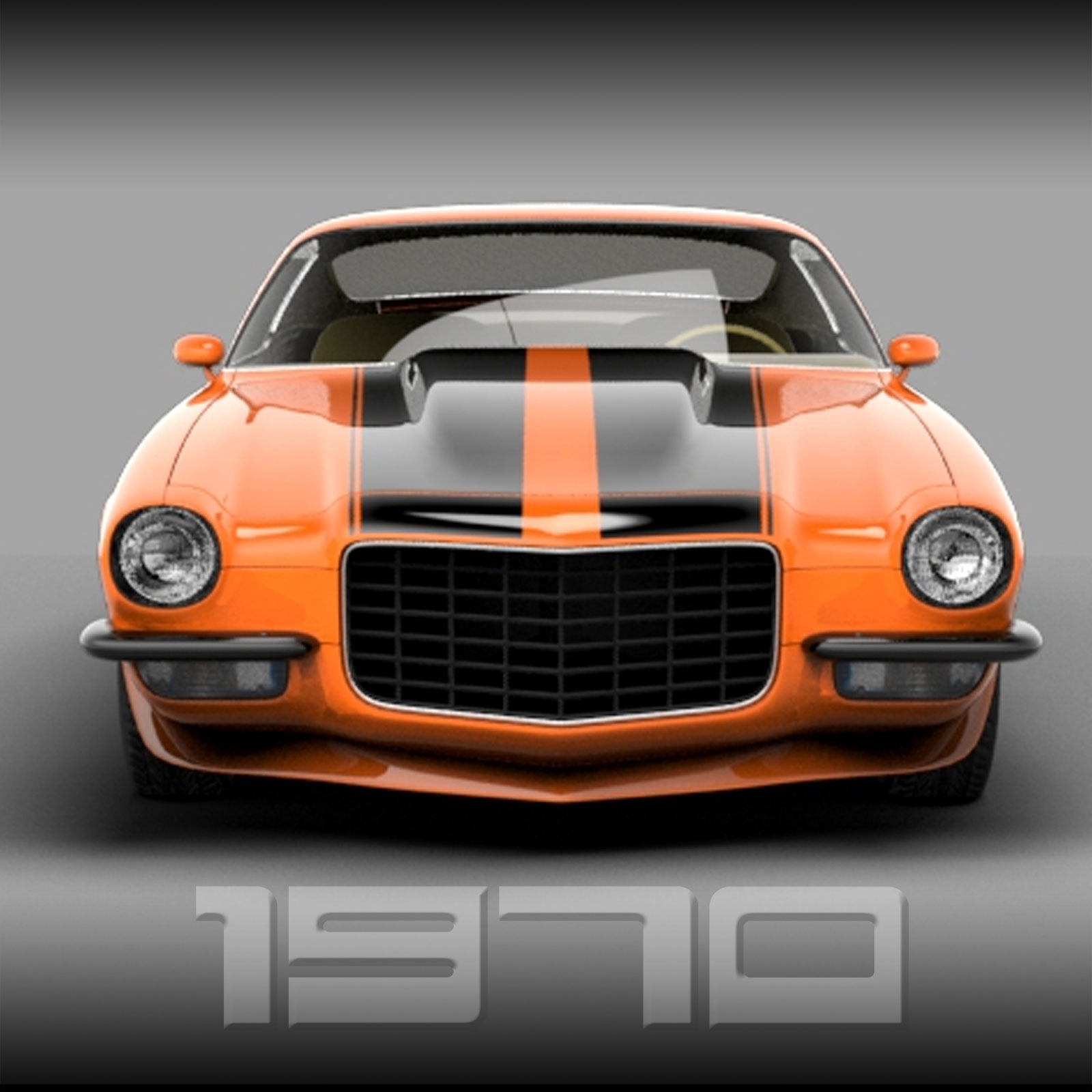 1970 Camaro Frame