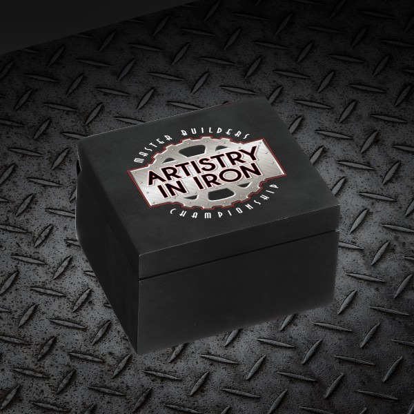 Artistry in Iron Championship Bracelet (Box)