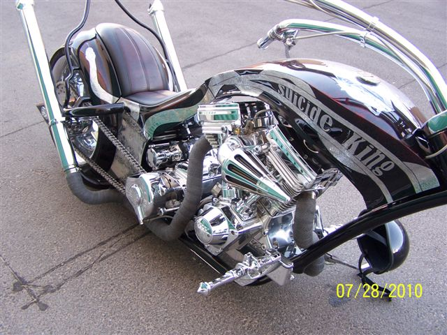 Suicide King Bike - Angle Views 02 100_3115