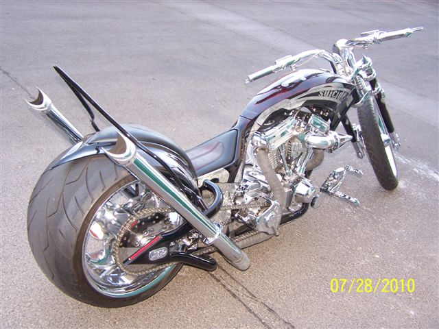 Suicide King Bike - Angle Views 12 100_3129