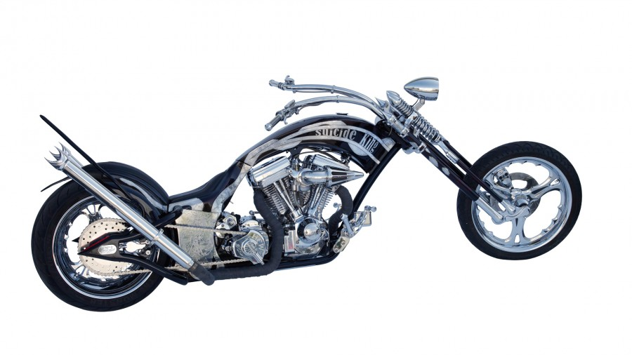 "(2a) The ""Suicide King"" Bike"