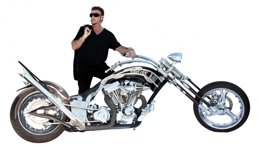 "(2b) The ""Suicide King"" Bike with Steve Soffa"