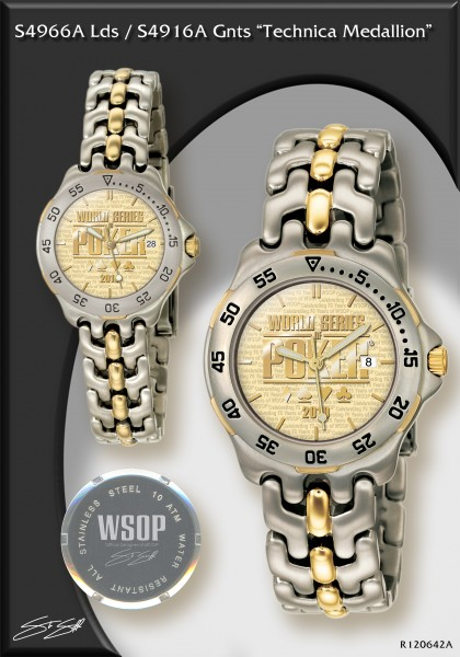 WSOP Watch R120642A-WSOP-S4966A-S4916A-