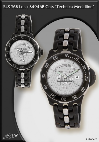WSOP Watch R120642B-WSOP-S4996B-S4946B